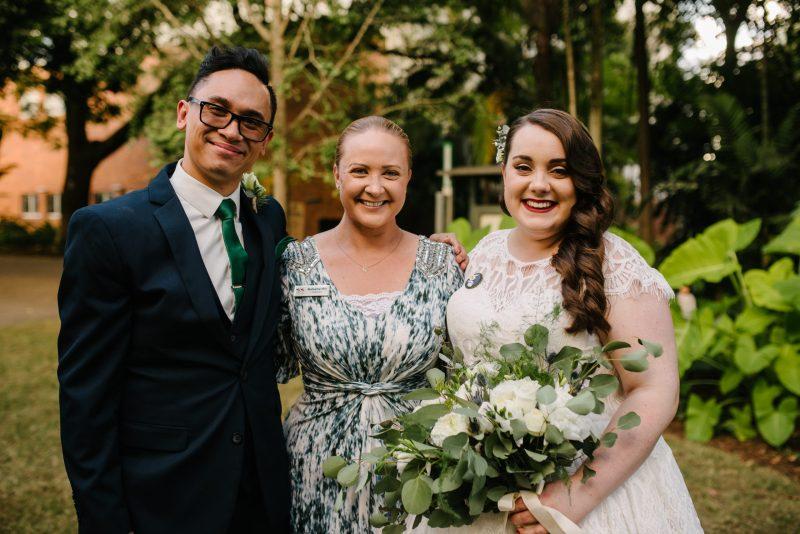 Hills Celebrant Wedding - Erin & Vincent