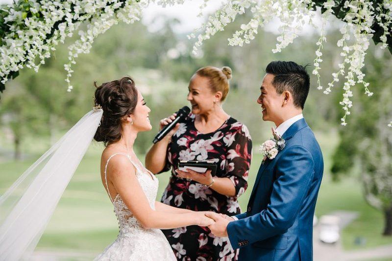 Hills Celebrant Wedding - Jennifer & Anthony2