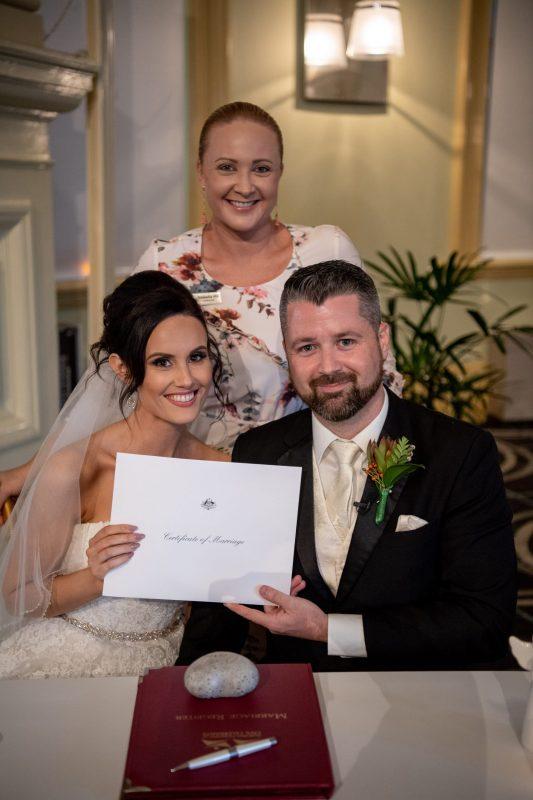 Hills Celebrant Wedding - Kristin & Chris