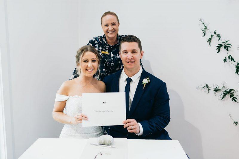 Hills Cellebrant Wedding - Hannah & Mitchell
