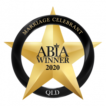 2018 QLD ABIA Celebrant WINNER