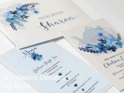 Invitations by Eliza